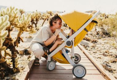 """Greentom, """"The greenest stroller on planet Earth"""", new product in Keprom's import portfolio"""
