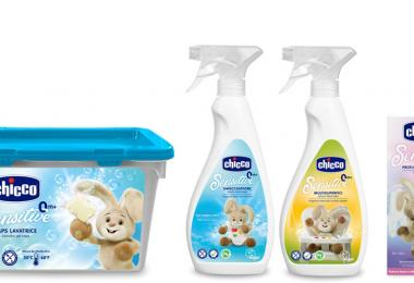 New Chicco home care products are available in Serbian market