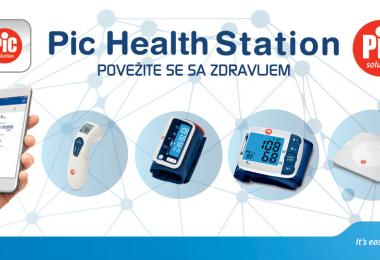 Connected, new product line which ushered PiC into digital healthcare, now available in Serbia