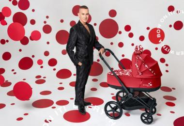 Cybex Petticoat stroller, everything is better with a bow on it