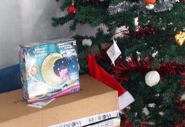 "Keprom's Toys Bring Joy to Children at KBC ""Dragiša Mišović"""