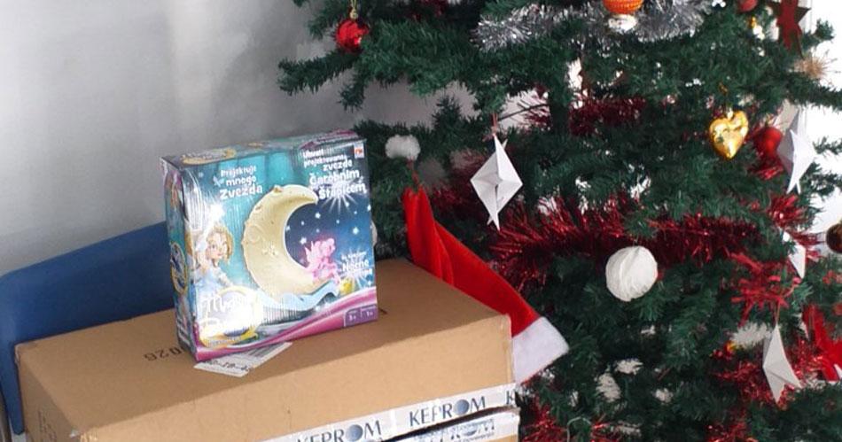 "Keprom's Toys Bring Joy to Children at KBC ""Dragiša Mišović"""